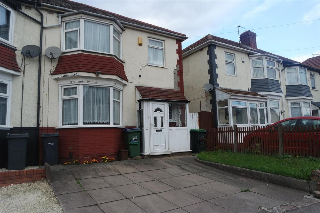3 Bedrooms Semi Detached House for sale in Causeway Green Road, Oldbury, B68 8LQ