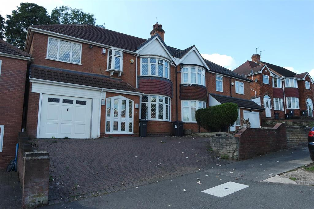 5 Bedrooms Semi Detached House for sale in Leopold Avenue, Handsworth Wood, B20 1ET
