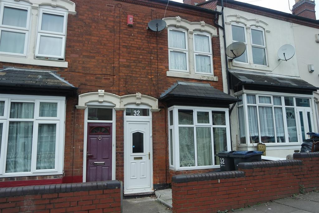 3 Bedrooms Terraced House for sale in Kentish Road, Handsworth, Birmingham, B21 0AX