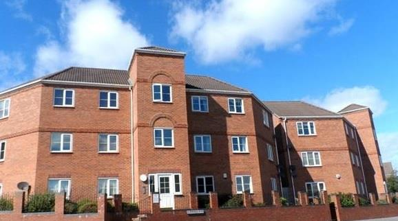 2 Bedrooms Apartment Flat for sale in Brades Rise, Oldbury, B69 2HG
