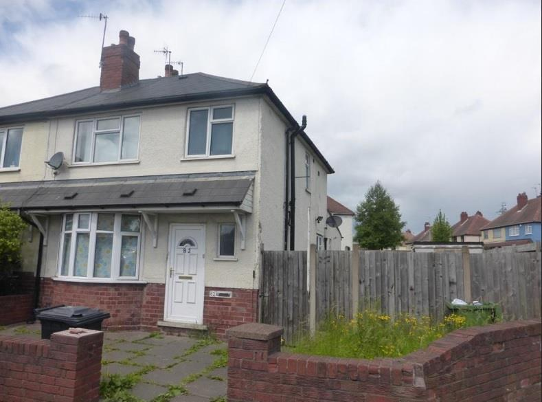 3 Bedrooms Semi Detached House for sale in Stourbridge Road, Dudley