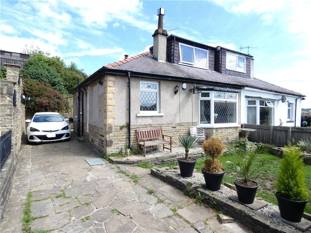 2 Bedrooms Semi Detached Bungalow for sale in Thornmead Road, Baildon, West Yorkshire
