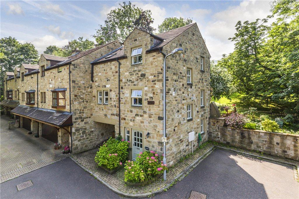 3 Bedrooms End Of Terrace House for sale in Maufe Way, Ilkley, West Yorkshire