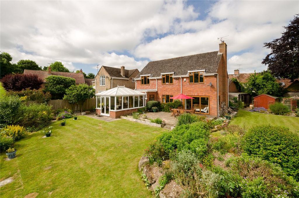 4 Bedrooms Detached House for sale in Barbers Lane, Homington, Salisbury, Wiltshire, SP5