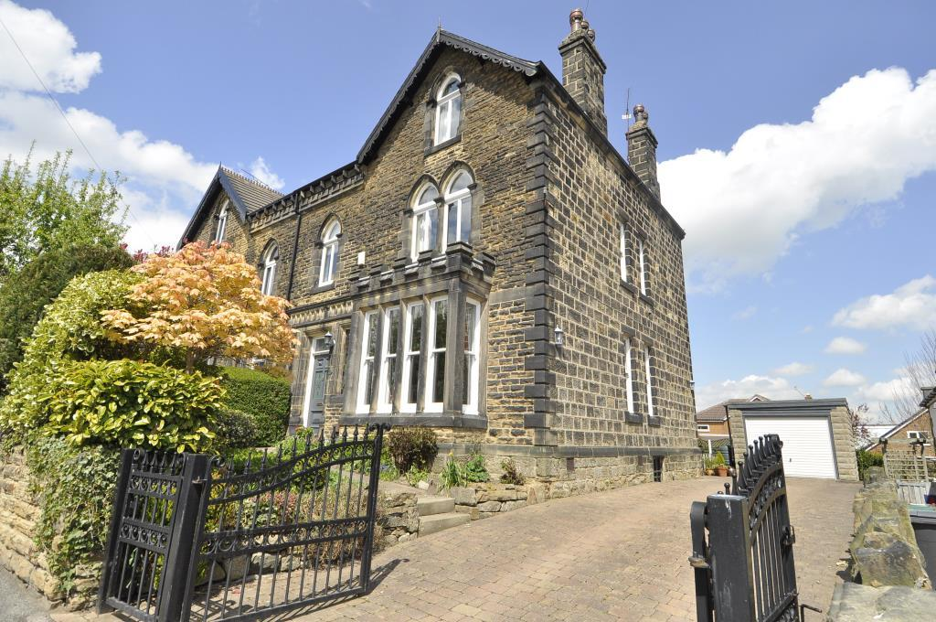 5 Bedrooms Semi Detached House for sale in Lee Lane East, Horsforth, Leeds, West Yorkshire