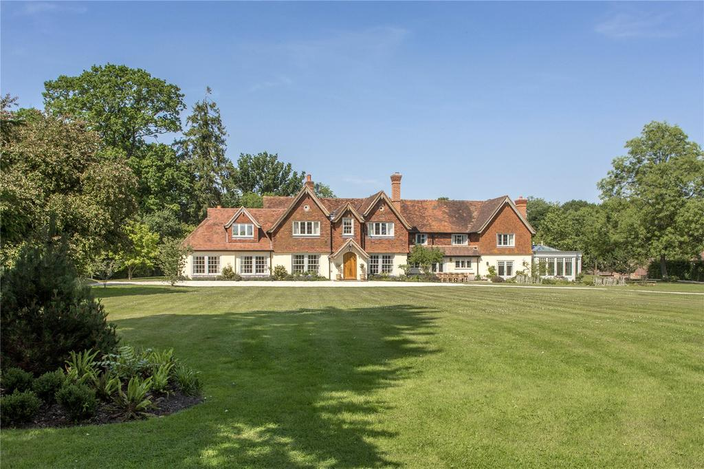 6 Bedrooms Unique Property for sale in Ecchinswell, Hampshire, RG20