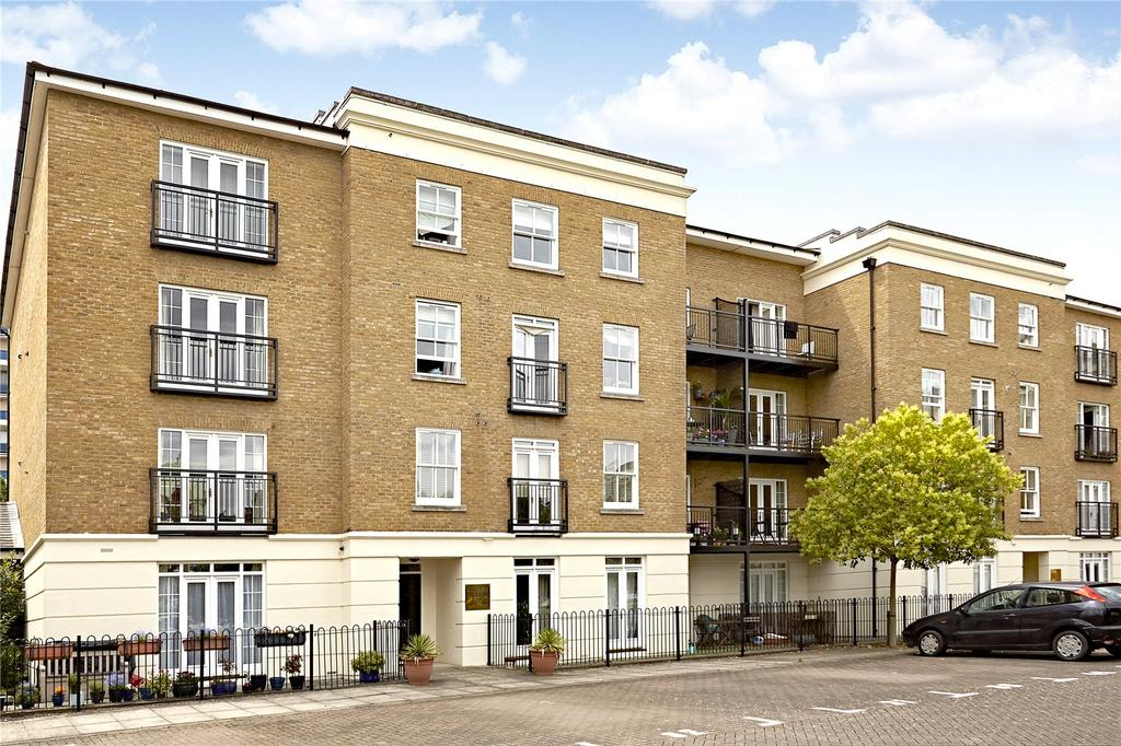 2 Bedrooms Flat for sale in Shaftesbury Court, 2 Alderney Mews, Borough, LONDON