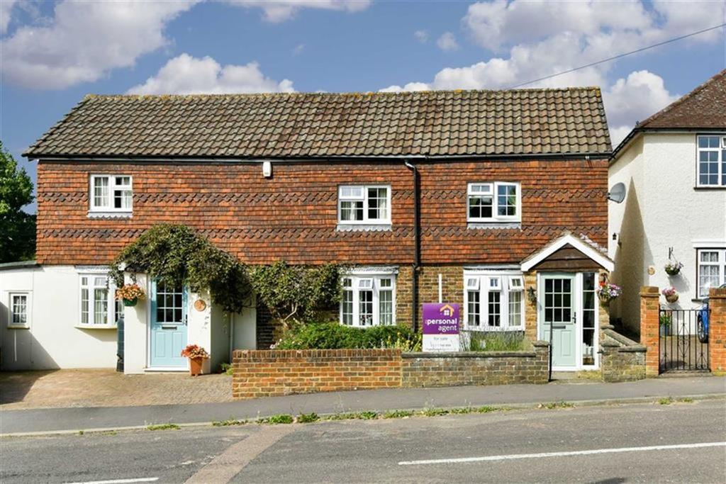 2 Bedrooms Semi Detached House for sale in Woodlands Road, Epsom, Surrey