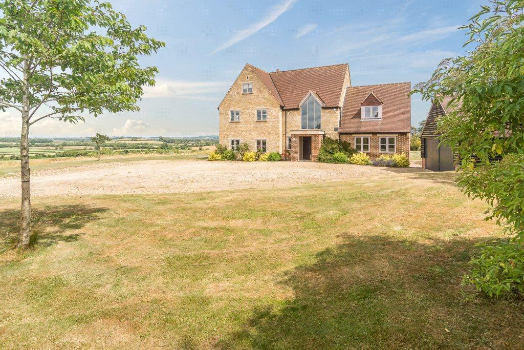 5 Bedrooms Detached House for sale in Nell Hill, Hannington, Swindon, Wiltshire, SN6