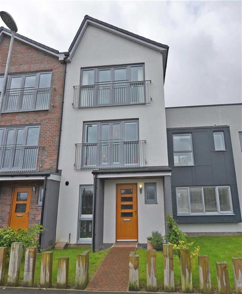 4 Bedrooms Town House for sale in The Staithes, Riverside,Gateshead