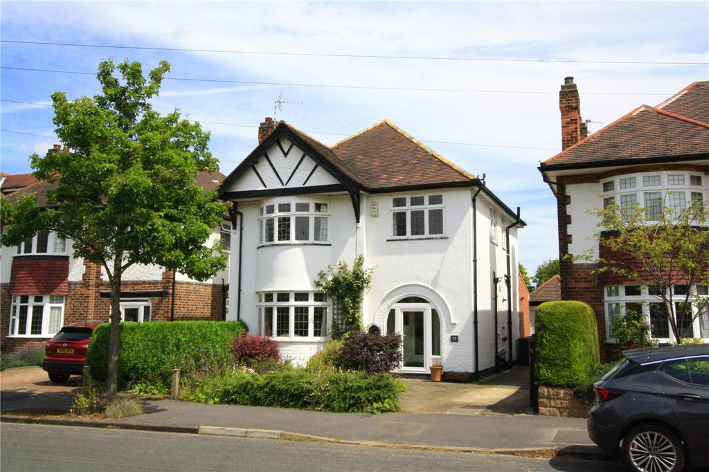 3 Bedrooms House for sale in Glenmore Road, West Bridgford, Nottingham, NG2