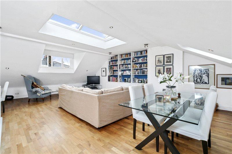 2 Bedrooms Flat for sale in Coningham Road, London, W12