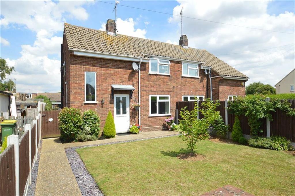 2 Bedrooms Semi Detached House for sale in Ormonde Avenue, Rochford, Essex