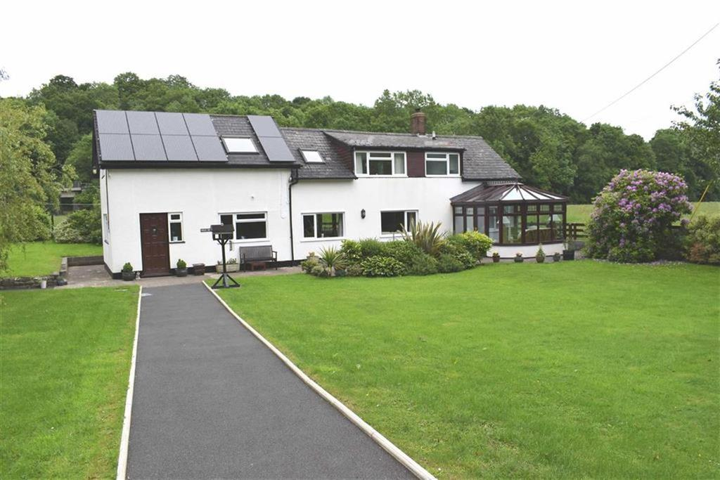 4 Bedrooms Cottage House for sale in Walk Mill, Pontdolgoch, Caersws, Powys, SY17
