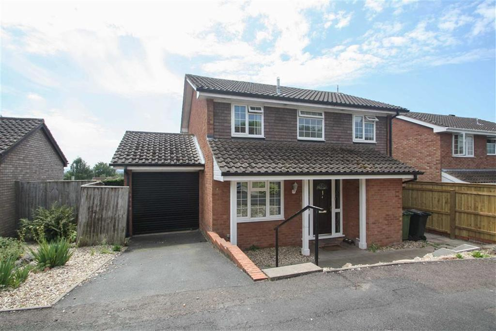 4 Bedrooms Detached House for sale in Stratford Road, BOBBLESTOCK, Hereford