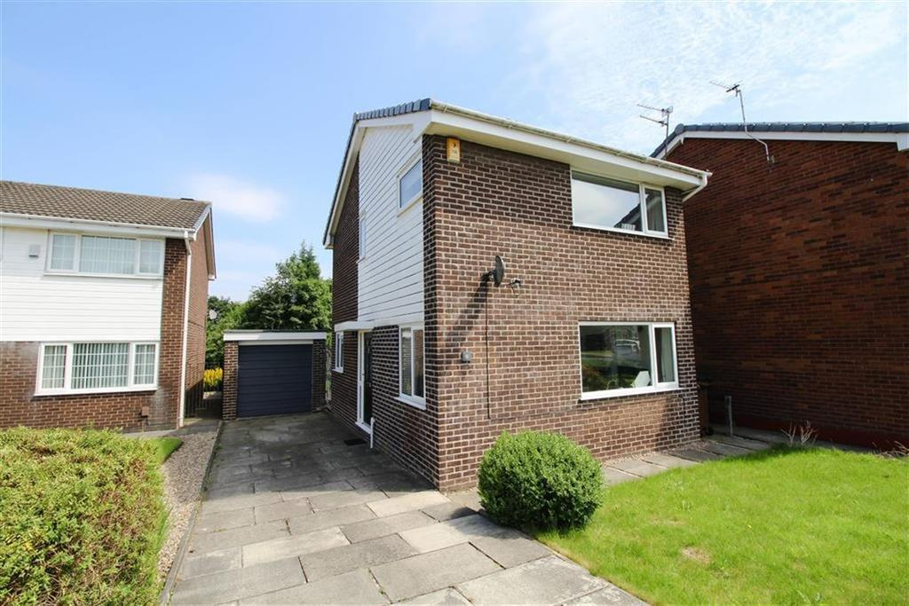 3 Bedrooms Detached House for sale in Downfields, Reddish Vale, Stockport