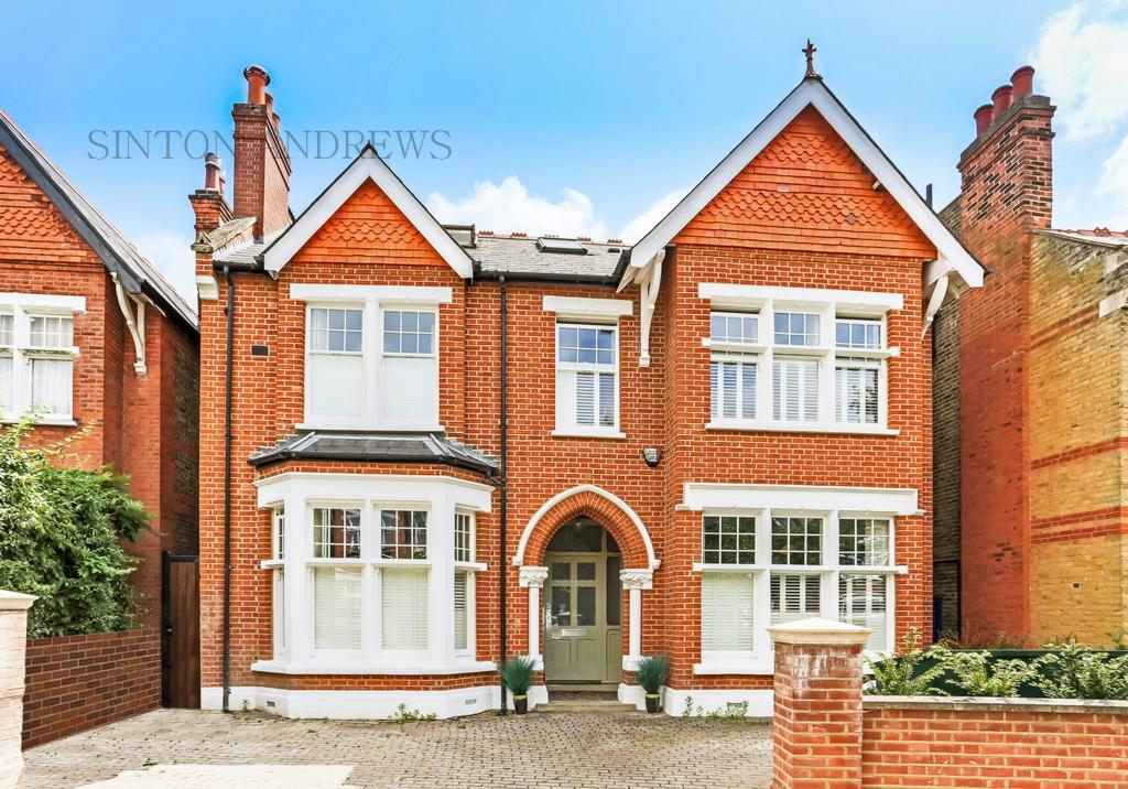 6 Bedrooms House for sale in 18, Kings Avenue, Ealing, W5