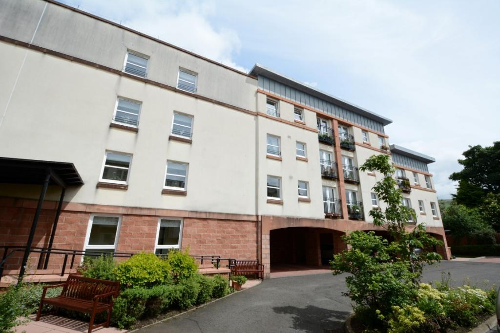1 Bedroom Flat for sale in 21 Cumbrae Court, Largs, KA30 8LG