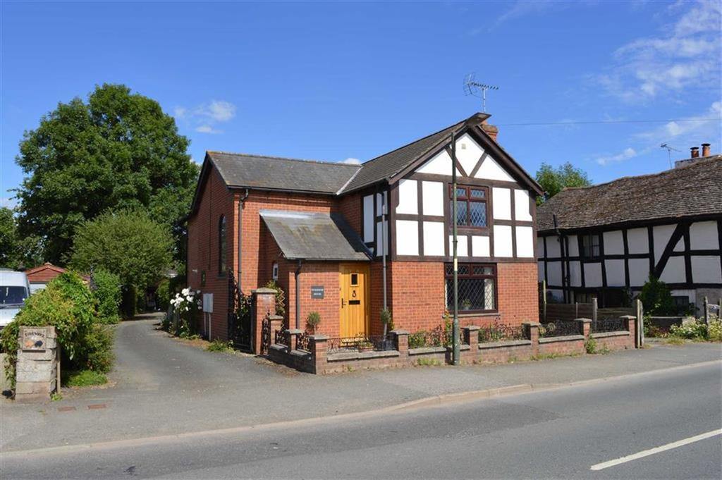 3 Bedrooms Detached House for sale in Woodside House, Bridge Street, Leominster, HR6