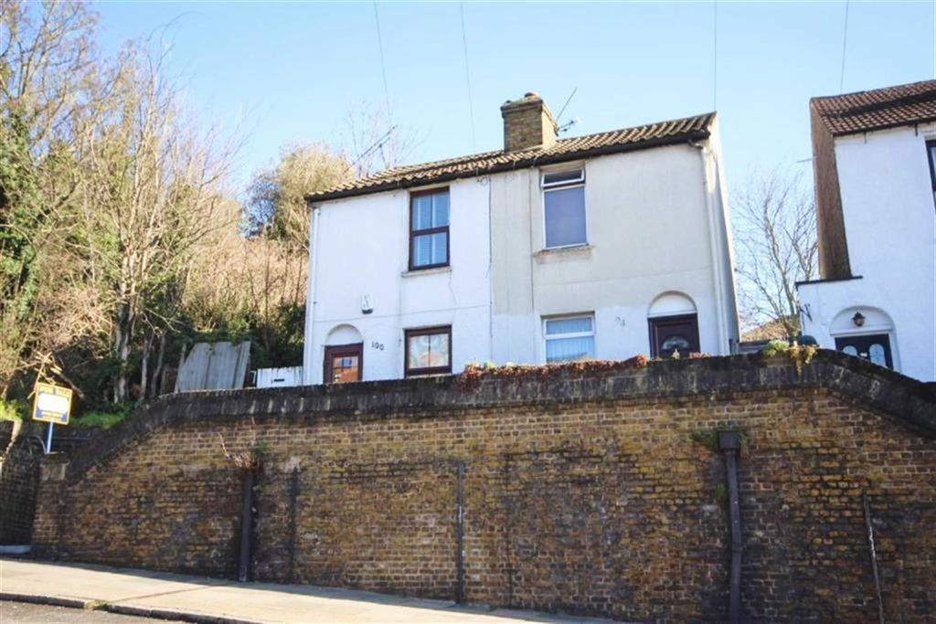 2 Bedrooms Semi Detached House for sale in Crayford High Street, Crayford, Dartford, DA1