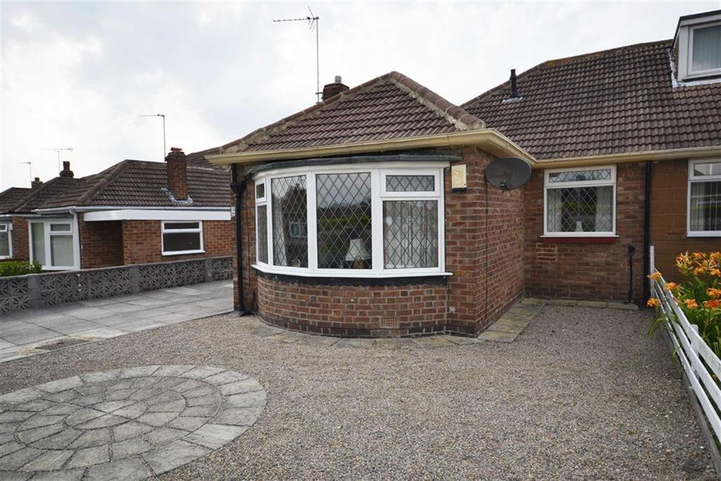 2 Bedrooms Semi Detached Bungalow for sale in Kennerleigh Drive, Crossgates, Leeds, LS15