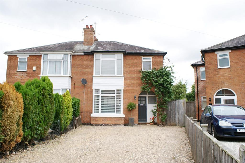 3 Bedrooms Semi Detached House for sale in Wathen Road, Leamington Spa