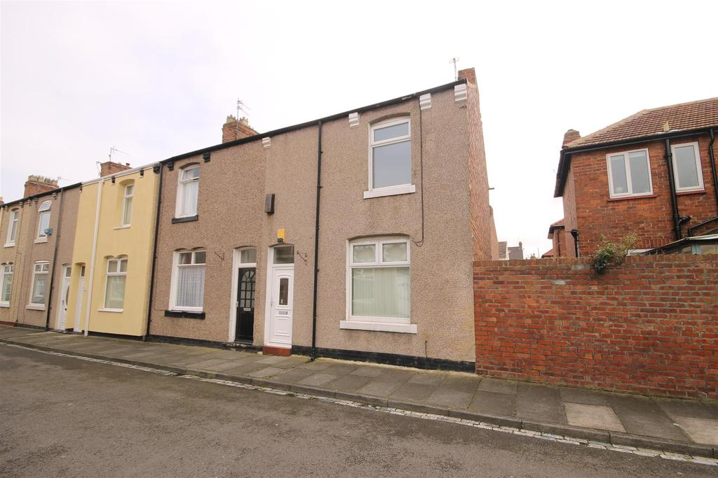 3 Bedrooms End Of Terrace House for sale in Cobden Street, Hartlepool