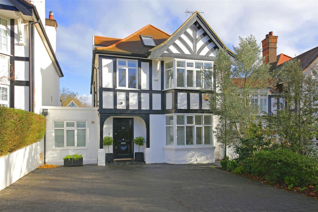 5 Bedrooms Detached House for sale in Hillway, Highgate, London, N6
