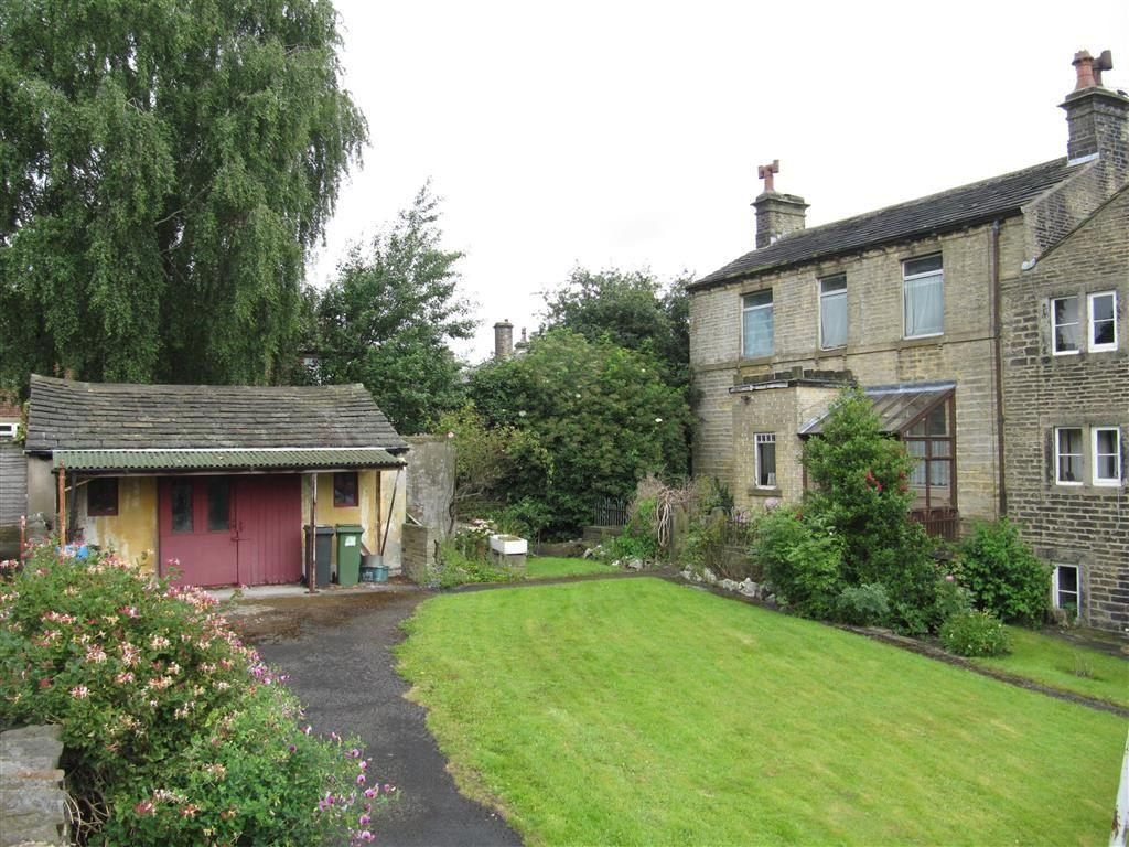 3 Bedrooms Cottage House for sale in Greens End Road, Accessed From Mile End, Holmfirth, HD9