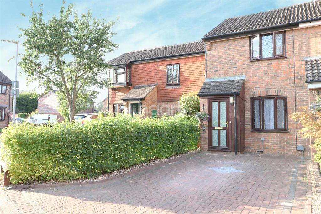 2 Bedrooms Terraced House for sale in Southwood, Farnborough