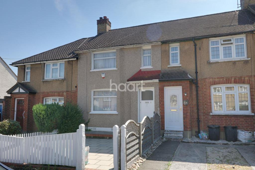 3 Bedrooms Terraced House for sale in Snowden Avenue, Hillingdon