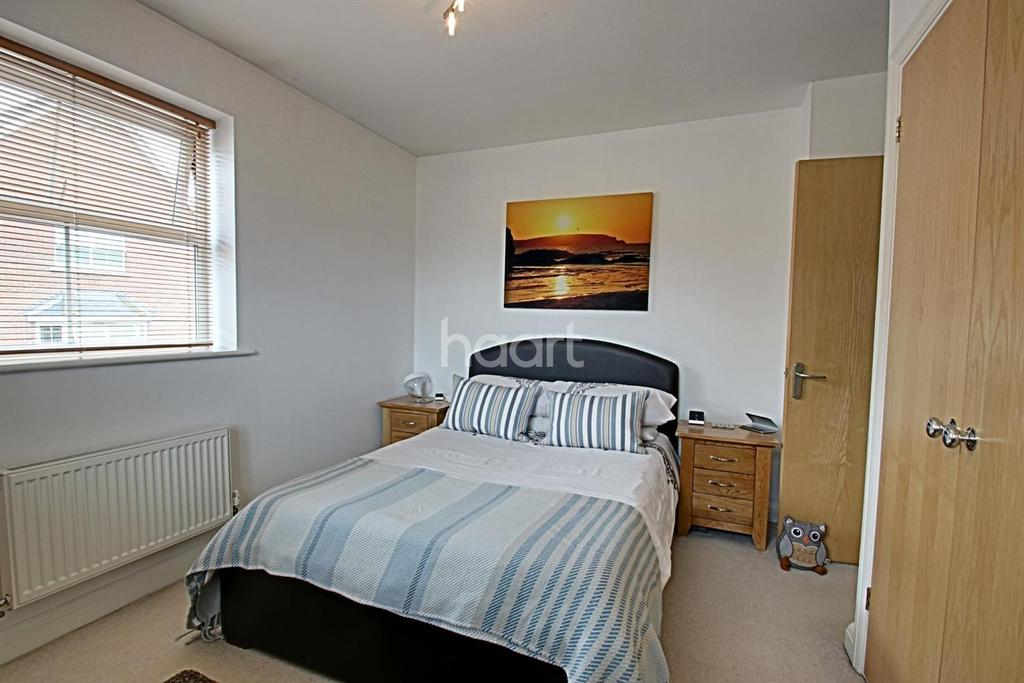 2 Bedrooms Flat for sale in Richards Close, Witham, CM8