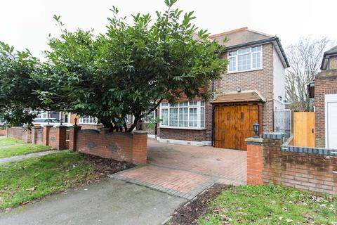 6 bedroom semi-detached house for sale - Gunnersbury Avenue, Ealing, London W5