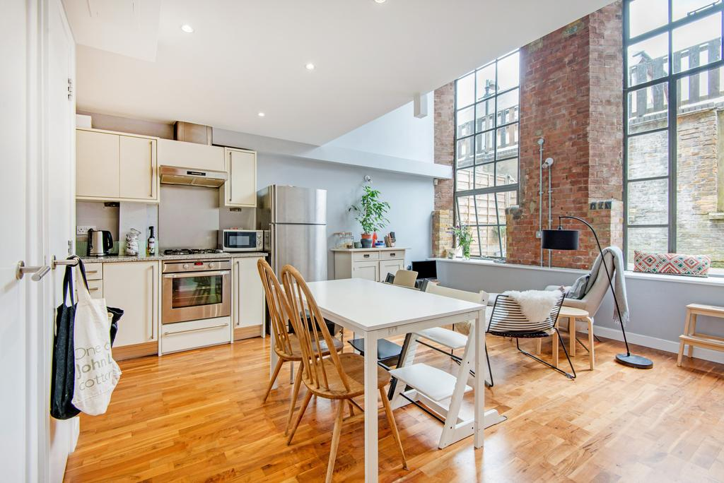 2 Bedrooms Apartment Flat for sale in Connaught Works, Old Ford Road, Tower Hamlets, London E3