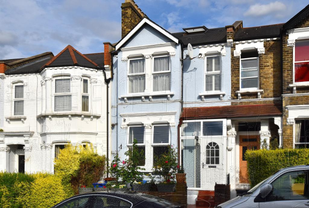 5 Bedrooms Terraced House for sale in Athenlay Road