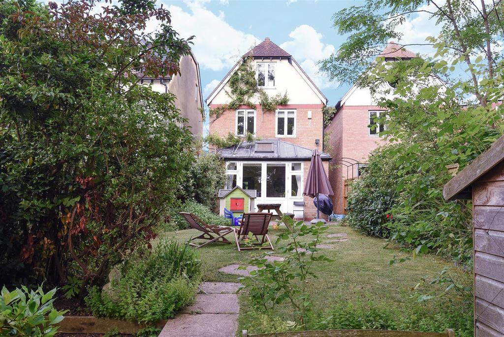 4 Bedrooms Detached House for sale in Bainton Road, Central North Oxford