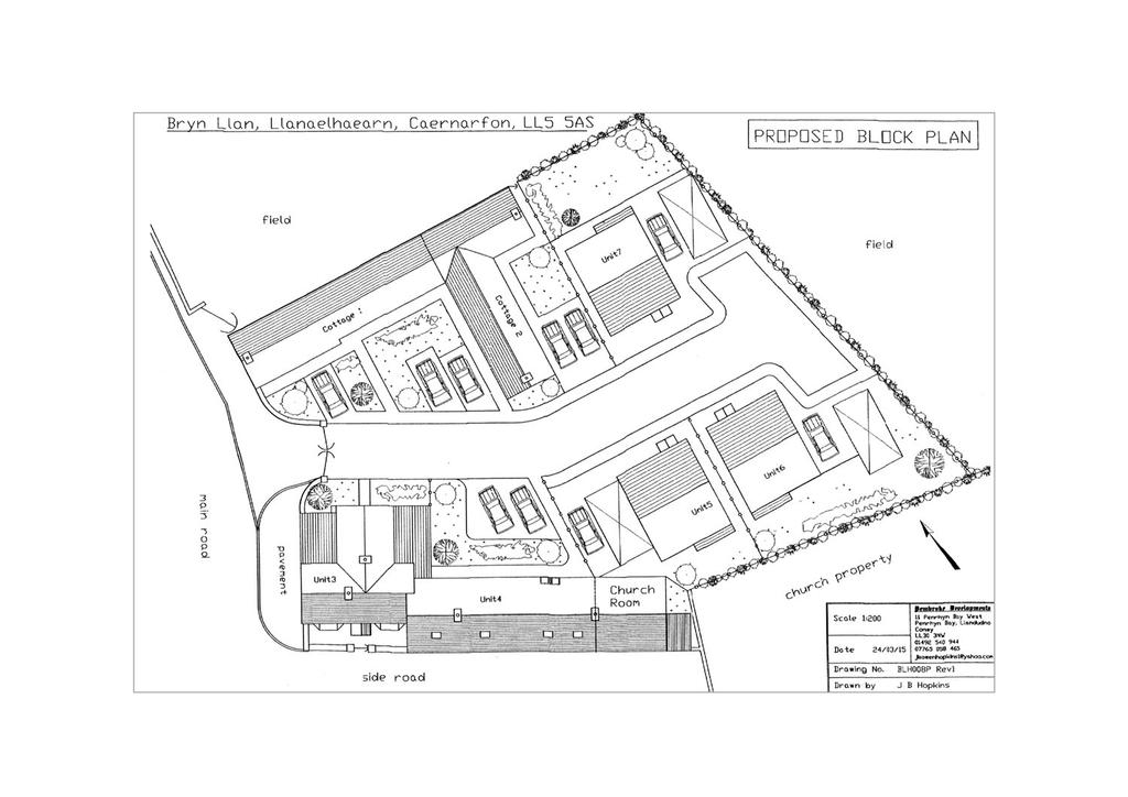 Floorplan 2 of 2: Site Plan