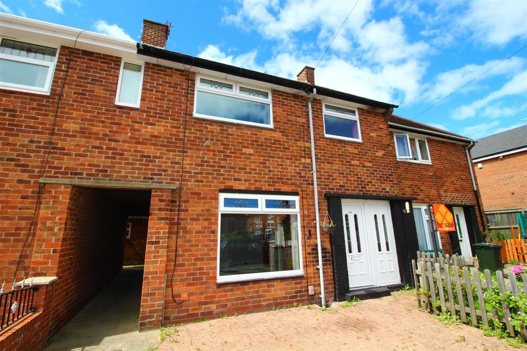3 Bedrooms House for sale in Acton Drive, North Shields