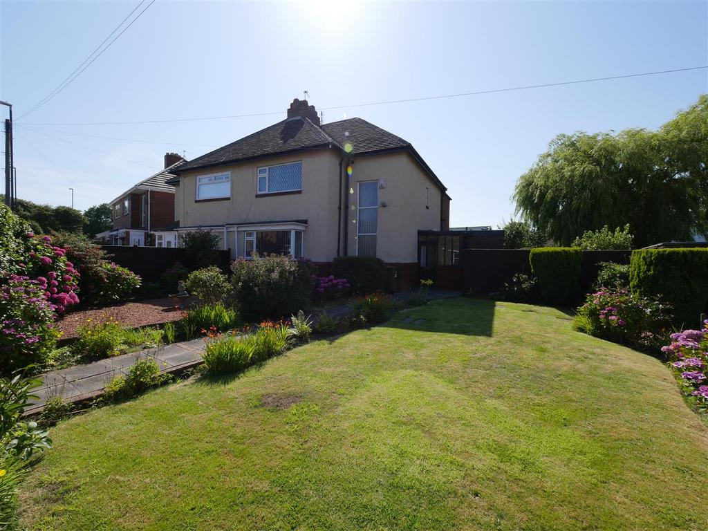 3 Bedrooms Semi Detached House for sale in Tunstall Road, Tunstall, Sunderland