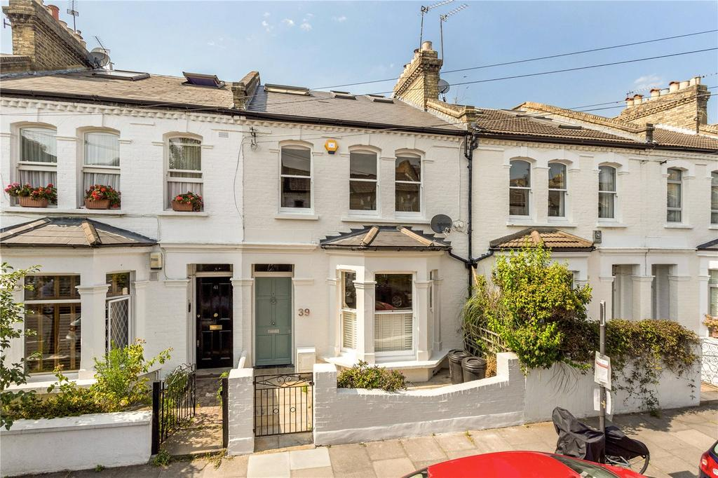 4 Bedrooms Terraced House for sale in Rosaville Road, 'The Villes', Fulham, London, SW6
