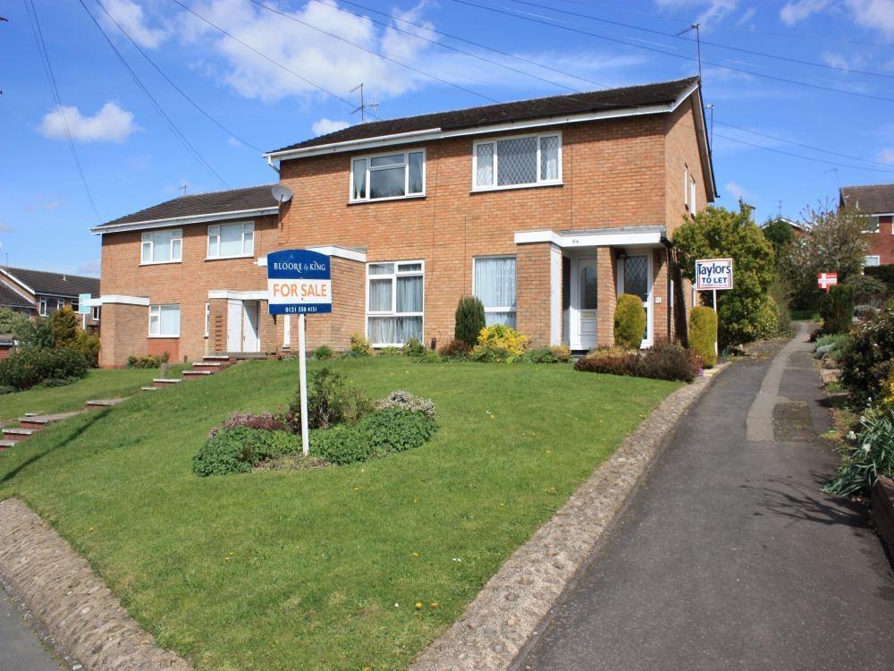 1 Bedroom Ground Maisonette Flat for sale in Hamilton Avenue, HALESOWEN, West Midlands
