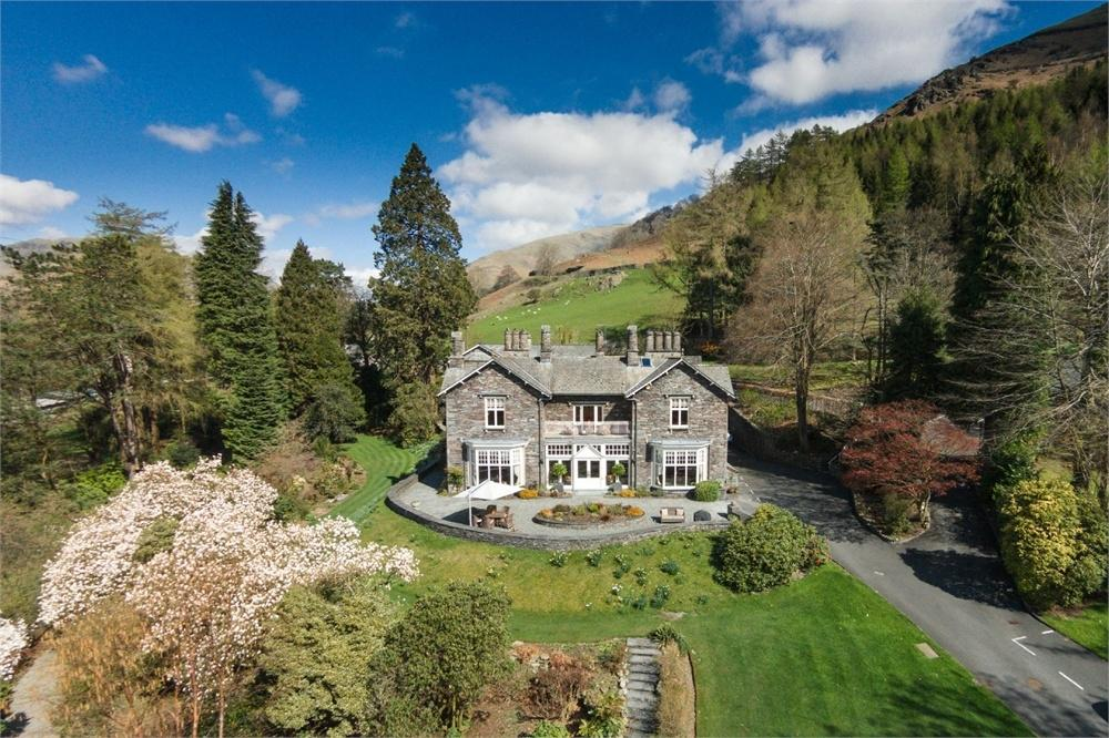 4 Bedrooms Detached House for sale in 1 Michael's Nook, Grasmere, Cumbria