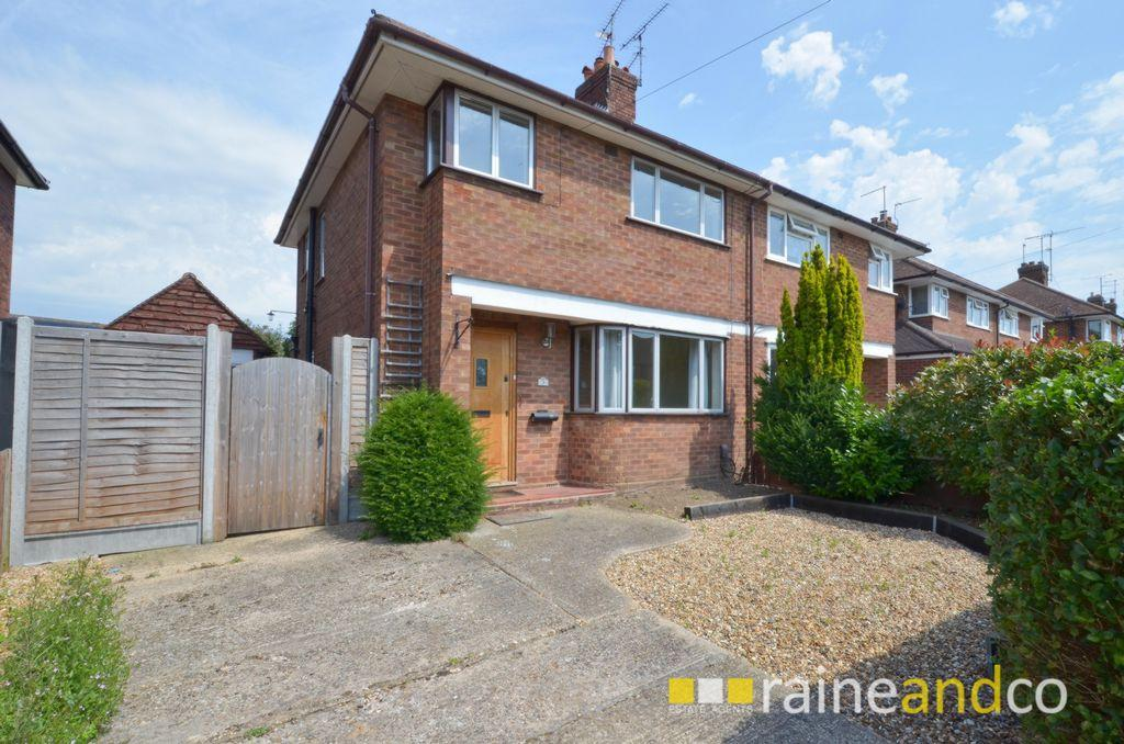 3 Bedrooms Semi Detached House for sale in Pound Avenue, Stevenage, SG1