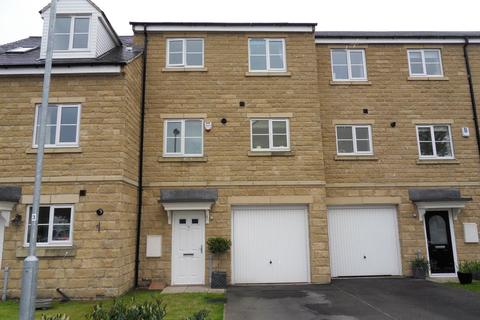 4 bedroom townhouse to rent - 22 Miners Way, Southowram, Halifax HX3