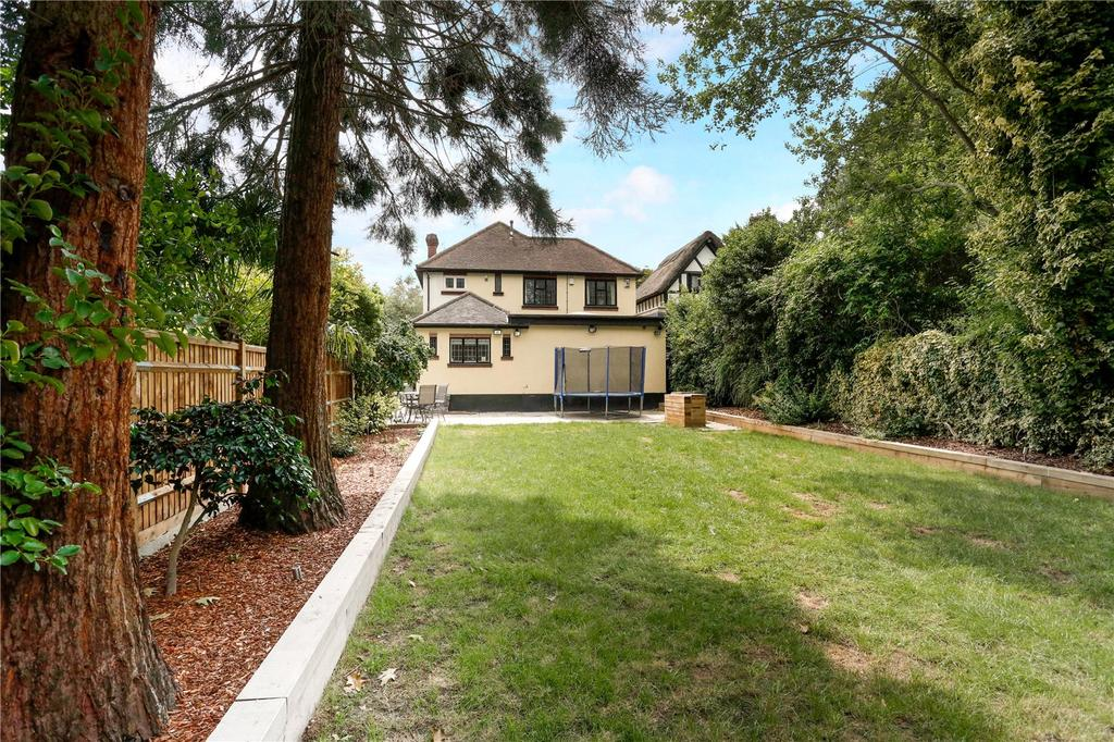 4 Bedrooms Detached House for sale in The Glade, Woodford Green, Essex, IG8