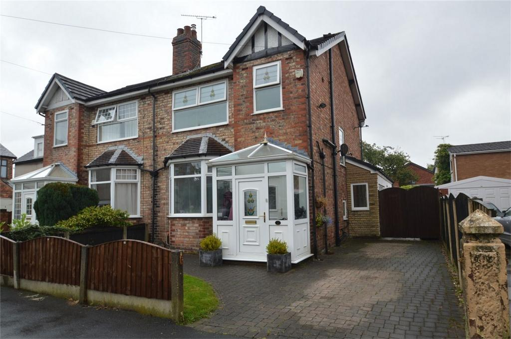 3 Bedrooms Semi Detached House for sale in Milton Grove, SALE, Cheshire