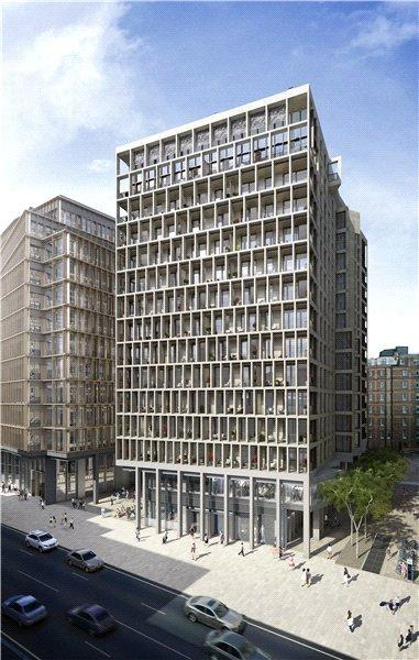 3 Bedrooms Flat for sale in King's Gate, 66 Victoria Street, London, SW1E