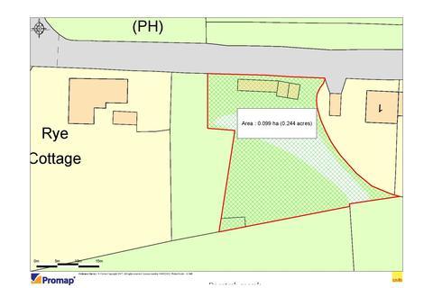 Plot for sale - Broads Green, Great Waltham, Chelmsford, Essex, CM3