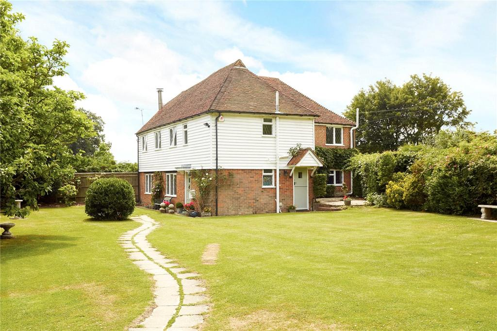 5 Bedrooms Unique Property for sale in Cranbrook Road, Benenden, Cranbrook, Kent, TN17
