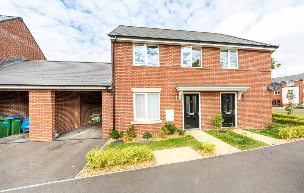 1 Bedroom Maisonette Flat for sale in Cavendish Drive, Locks Heath SO31
